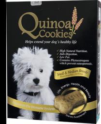 Galletas quinoa energy razas pequeñas 150 gr