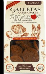 Galletas artesanales can amor 150 gr