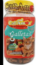 Galletas can amor gatos bombonera 90 gr