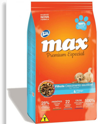 Max cachorro performance pollo 2 kg