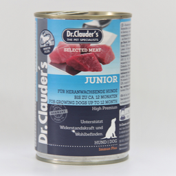 Dr clauders junior lata 400 gr