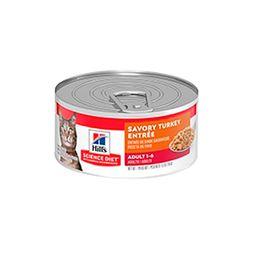 Feline Adult Turkey Gourmet Lata 5.5 Oz