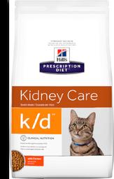 Feline k/d 4 lb