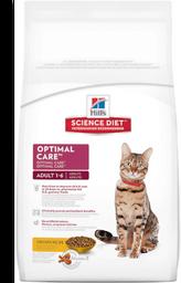 Feline adult oc 4 lb