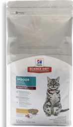 Feline adult indoor food 3.5 lb