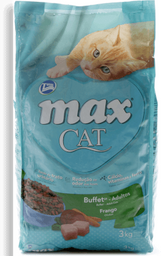 Max cat buffet 3 kg