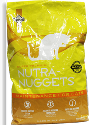 Nutra nuggets gato 7.5 kg