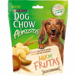 Dog chow abrazzos mix de frutas 75 gr