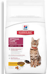 Feline adult oc 7 lb