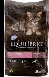 Equilibrio gato filhote 1.5 kg