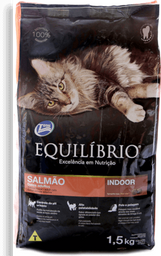 Equilibrio gato adult salmon 1.5 kg