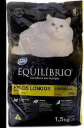 Equilibrio gato pelos longos hairball 1.5 kg