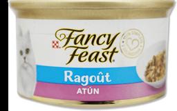 Fancy feast ragout atun 85 gr