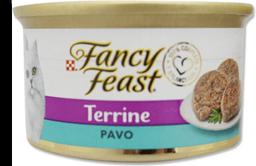 Fancy feast terrine pavo 85 gr