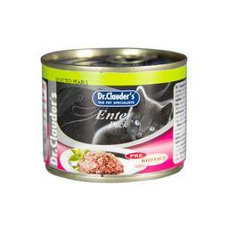 Dr clauders carne de pato para gatos lata 200 gr