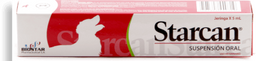 Starcan suspension oral jeringa 5 ml