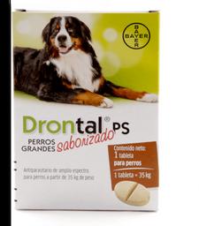 Drontal ps perro grande 1 tab