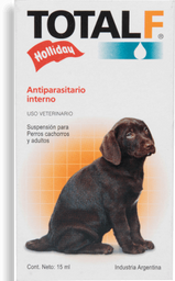 Total full perro suspension 15 ml