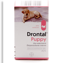 Drontal puppy 20 ml