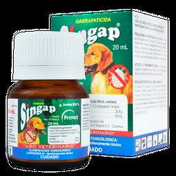 Singap perros 20 ml