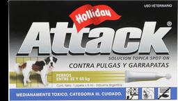 Attack pipeta (de 35 a 60 kg)