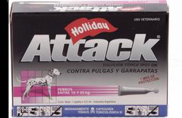 Attack pipeta (de 15 a 35 kg)