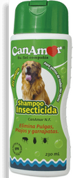 Shampoo insecticida can amor 230 ml