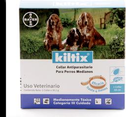 Collar insecticida kiltix 48 cm mediano