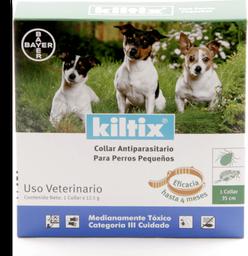 Collar insecticida kiltix 35 cm pequeño