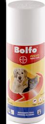 Baño seco talco insecticida bolfo 100 gr