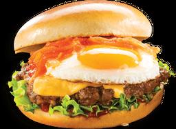 🍔 Hamburguesa Criolla