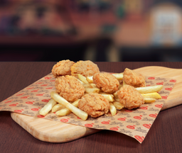 🍗 Nuggets de Pollo🍟