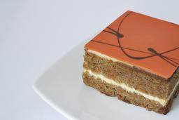 Torta Zanahoria Pequeño x4