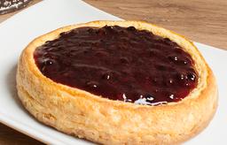 Cheesecake Frutos Rojos Grande x14