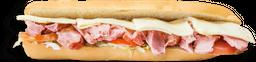 Sándwich Costillitas BBQ