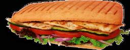 🥪 Sándwich Pechuga Pollo