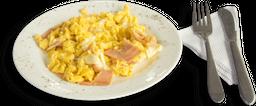 Huevos con adiciones
