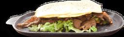 Patacón Roast Beef