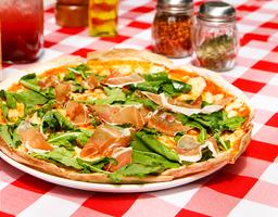 Pizza Rústica Prosciutto Rúgula