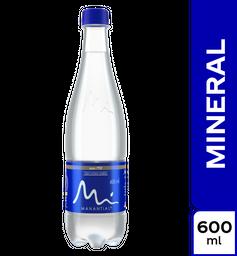 Agua Manantial Con Gas 600 ml