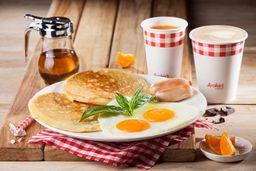 Arma tu Desayuno Americano