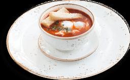 Sopa Criolla Peruana -  Un Poco Picante