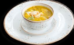 Chupe De Camarones -  Un Poco Picante