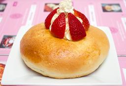 Roscón Fresas con Crema