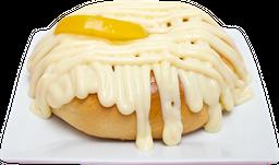 Roscón Melocotones y Salsa Inglesa