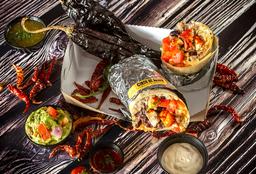 2  Burritos de 350gr