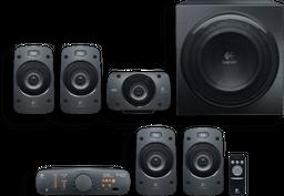 Parlante Logitech Z906 1000W Certificado THX ref. Z906