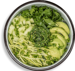 🍲 Arma Tu Bowl Vegetariano