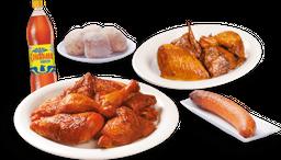 🍗Combo Amo el Pollo Agrandado