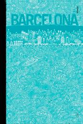 Toalla Barcelona 1 Reversible Xl